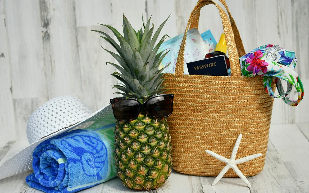 Point Comfort Travel- Packed for the Beach